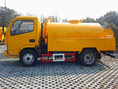 high pressure jetting truck