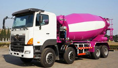 concrete mixer truck supplier