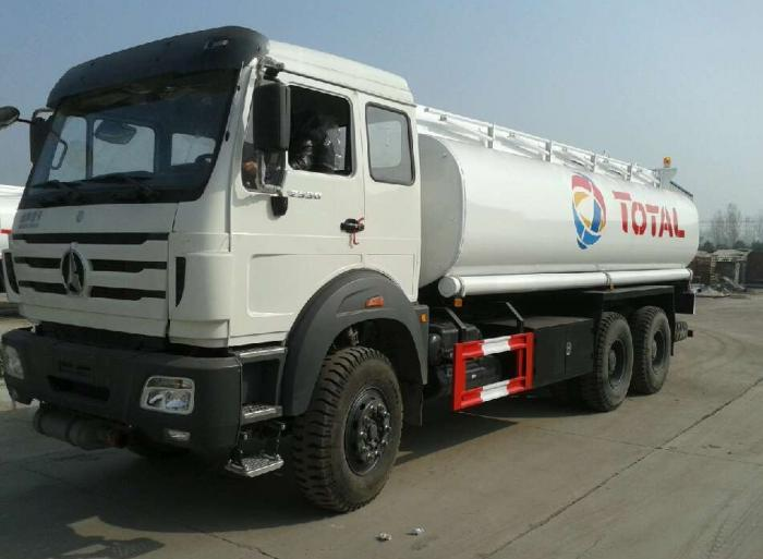 North Benz ADR 20000 Liters fuel tanker